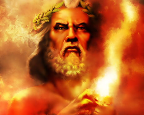 Zeus Exists So Do Atoms Harmonia Philosophica