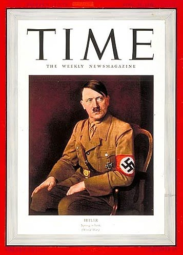 Image result for HITLER person of the year