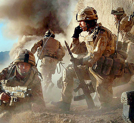 British-Soldiers-In-Afghanistan