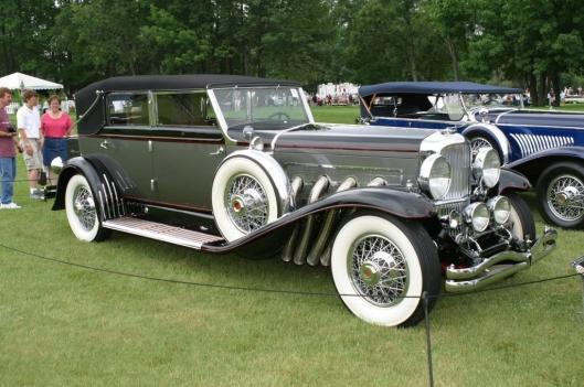 Duesenberg Model Y