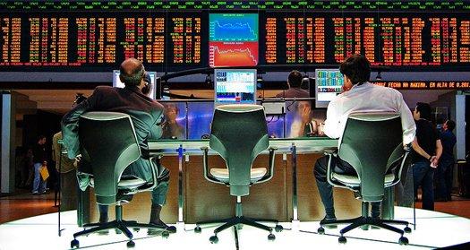 File-Sao Paulo Stock Exchange