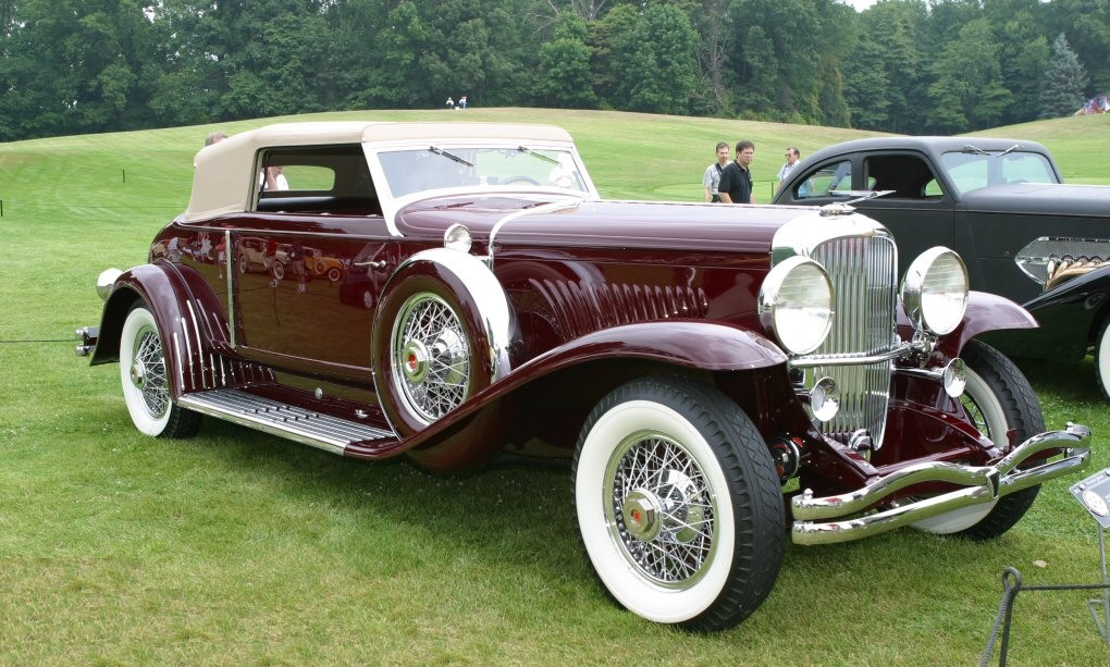 Mercedes Of Arlington >> Duesenberg: Why the Old is better than the New… | Harmonia ...