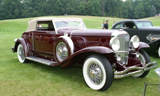 Rollston_Duesenberg_J_Convertible_Victoria_Red_1933_01