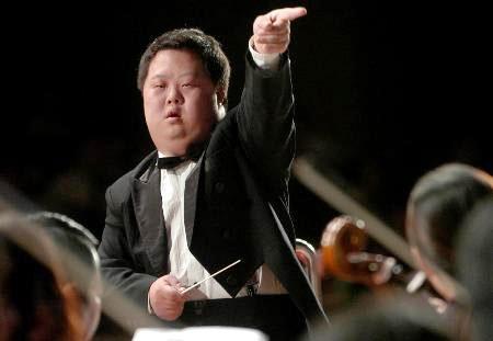 Zhou Zhou conductor