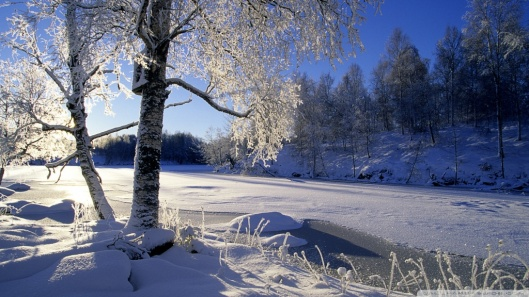 best-frozen-river-winter-wallpaper