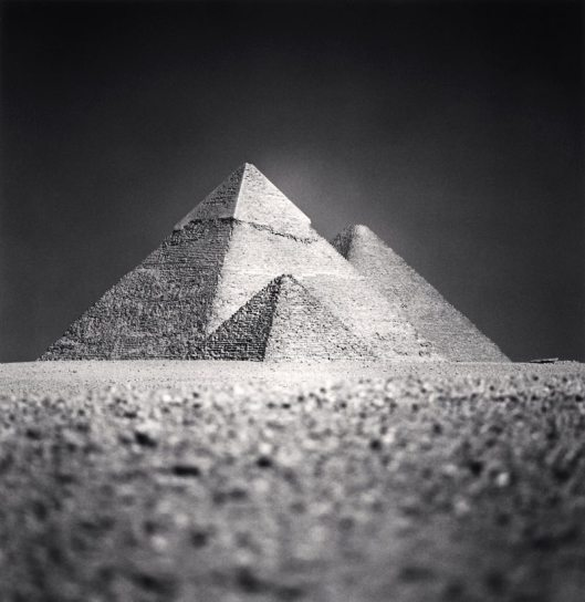 The pyramids. The Logos of the stars affects us all down here...